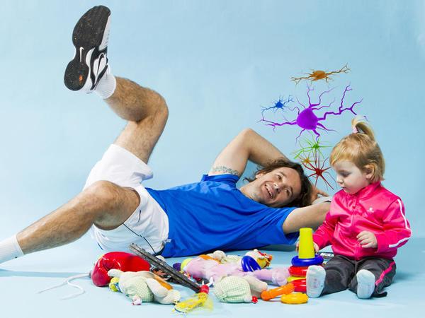 A ciência descobre o que acontece no interior de um homem quando tem um filho