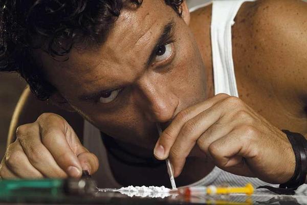 A cocaína altera genes