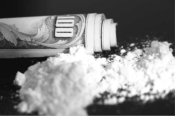 A cocaína desestabiliza