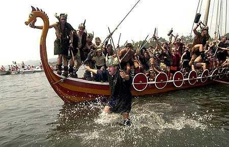 Obtêm-Se, pela primeira vez, amostras genéticas dos rudes piratas do norte.