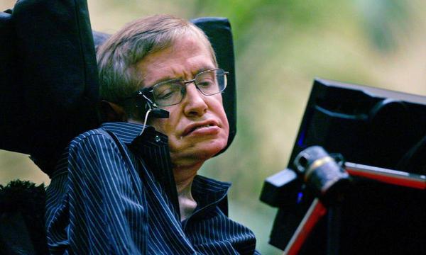 Anticorpos contra a doença de Stephen Hawking