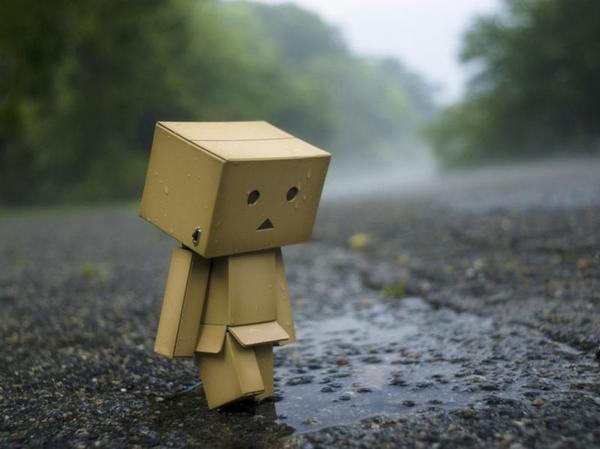 As pessoas tristes ouvem pior