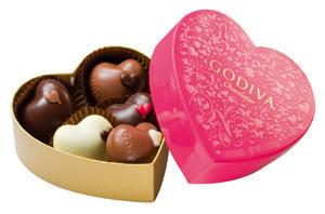 Chocolate para o coração