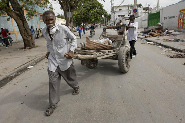 Cólera no Haiti: 3 perguntas com respostas