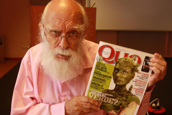 Entrevista a James Randi