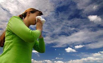 O espirro é uma das ações mais violentas