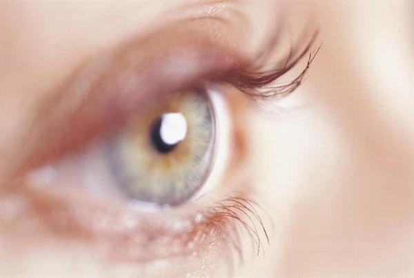Genes saudáveis, olhos saudáveis