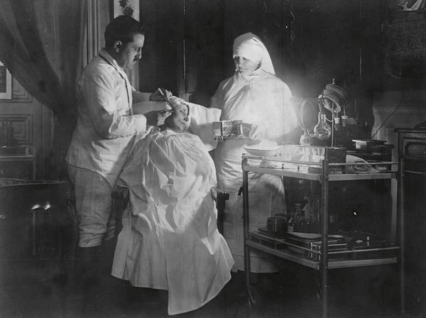 História da cirurgia estética