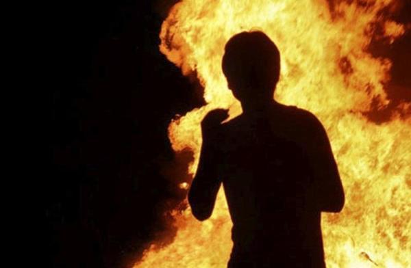 Morrer por combustão espontânea