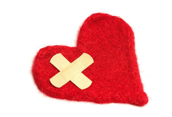 O amor acalma a dor