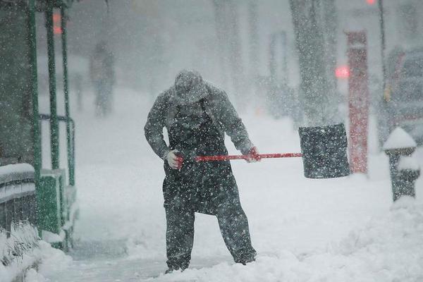 Por que quando neva há mais risco de infarto?