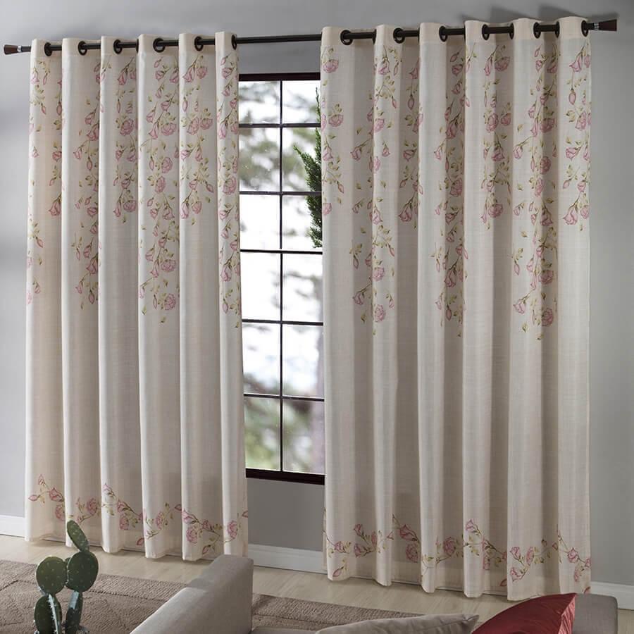 cortina para varão