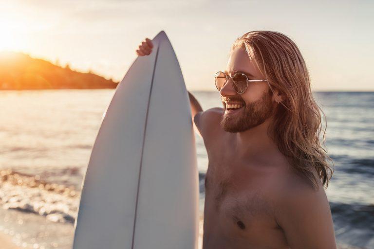 corte surfista